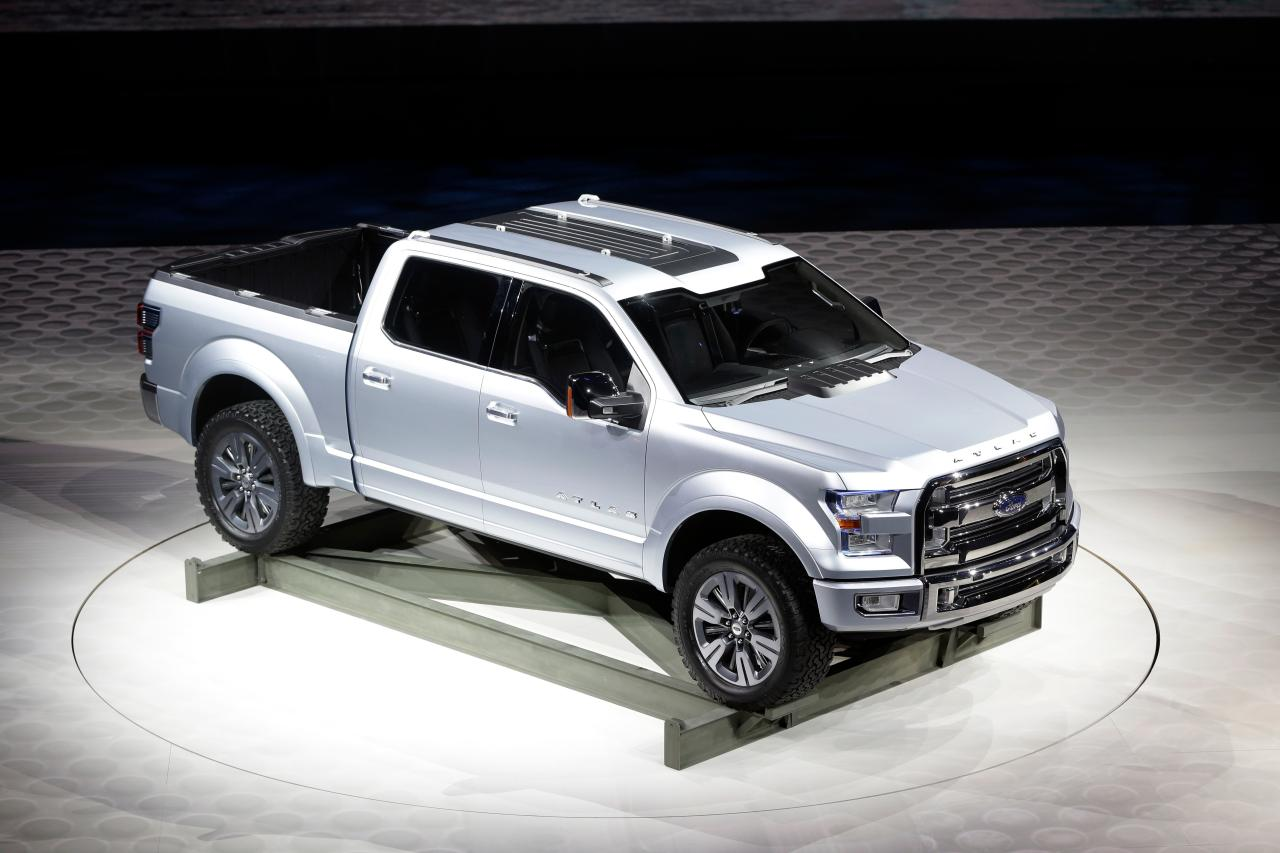The Future Ford F 150 A Sedan In Making