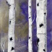 Ashleigh Dawn Wiebe - Birch by the Moon - 24x48