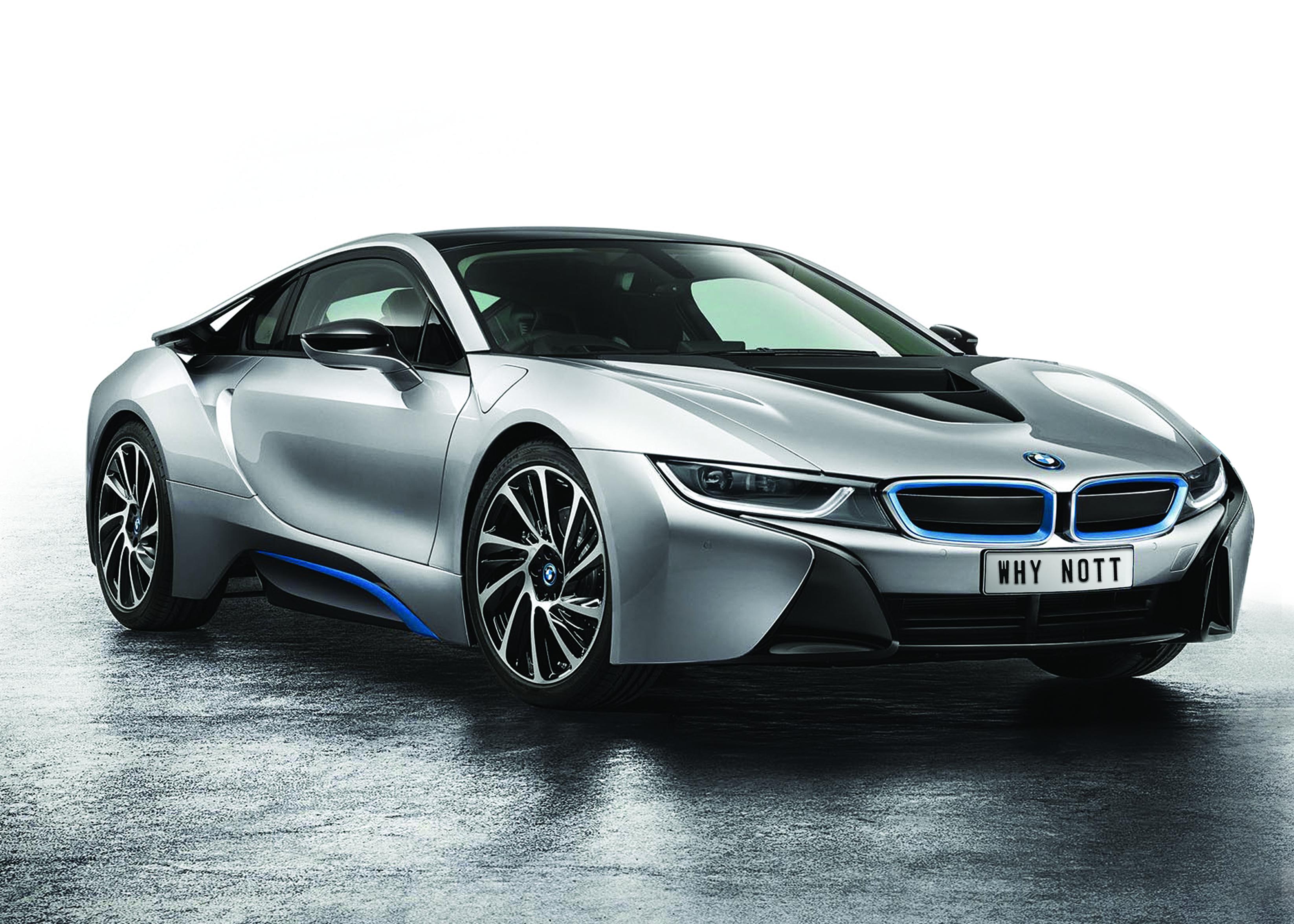 AutoSpa BMW i8