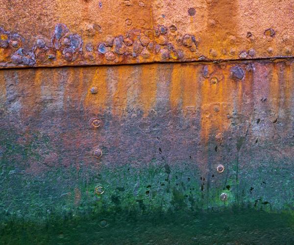 Hugh Conacher - Rust and Algae - medium