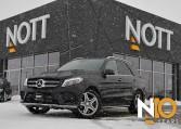 2016 Mercedes-Benz GLE 350d For Sale In Winnipeg   4MATIC, Navigation, Backup Cam, Pano Roof, V6 Diesel