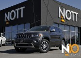 2015 Jeep Grand Cherokee For Sale In Winnipeg | Limited, Nav, Backup Cam, Remote Start, Heated Front & Rear Seats, LOW KMS!