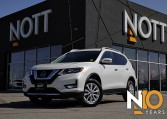 2017 Nissan Rogue SV For Sale In Winnipeg | AWD, Backup Camera, Heated Seats, Blind Spot