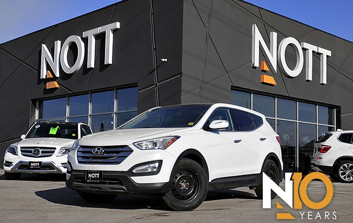2013 Hyundai Santa Fe Sport For Sale In Winnipeg | 2.4 Luxury, Backup Camera, Heated Leather, Panoramic Roof