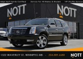 2011 Cadillac Escalade Hybrid For Sale In Winnipeg | Loaded, Navigation, Cam, Heated/Cooled Seats