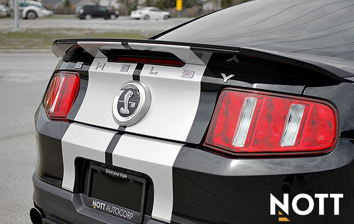 2010 Ford Shelby GT500 For Sale In Winnipeg | 590whp, 1-Owner, Like New, All Documents Included, ONLY 17,800 km!