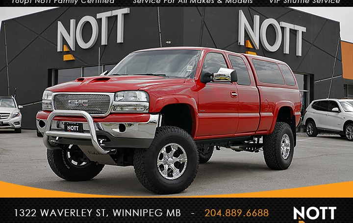 2000 GMC Sierra CUSTOMIZED NEAR-SHOW TRUCK, Davenport Supercharged, Like New Condition!