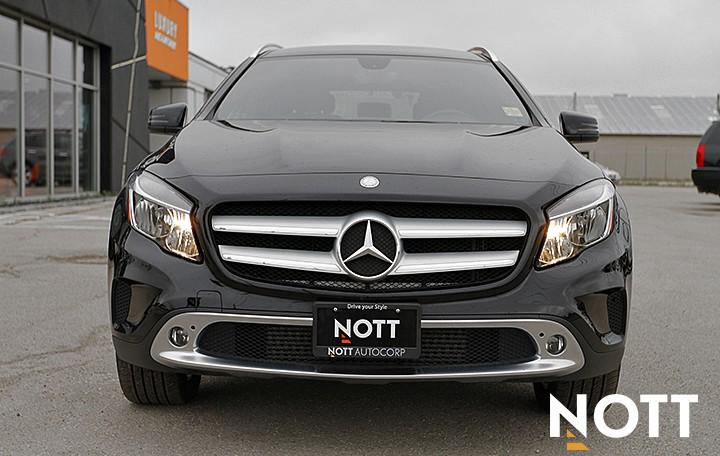 2015 Mercedes-Benz GLA250 4MATIC For Sale In Winnipeg | Navigation, Heated Seats